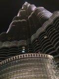 Burjen Khalifa Arkivbild