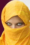 Burka Foto de Stock Royalty Free