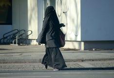 Burka Fotografía de archivo libre de regalías