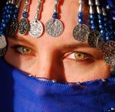 Burka Royalty-vrije Stock Afbeeldingen