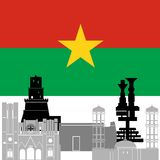 Burkina Faso Royalty Free Stock Photos