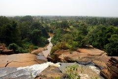 Burkina van het westen stock afbeelding