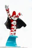 Burlamacco Viareggio's Carnival Mascotte Royalty Free Stock Image