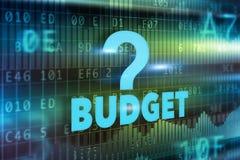 burlap προϋπολογισμών οδηγημένος τρύπα σάκος έννοιας νομισμάτων που ανατρέπεται Στοκ φωτογραφία με δικαίωμα ελεύθερης χρήσης