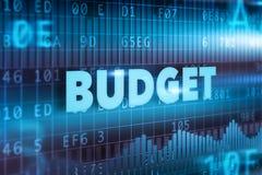burlap προϋπολογισμών οδηγημένος τρύπα σάκος έννοιας νομισμάτων που ανατρέπεται Στοκ Φωτογραφίες