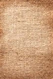 Burlap. Stock Photo