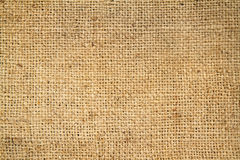 Burlap Stock Photography