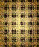 Burlap background. Abstract generated linen striped uncolored textured sacking burlap royalty free illustration