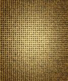 Burlap background Stock Image