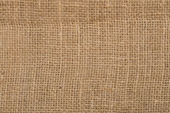 Burlap Background Royalty Free Stock Image