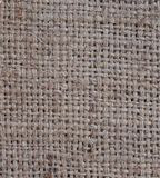 Burlap  Background. Background texture of  burlap material Royalty Free Stock Photo