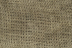 Burlap background Stock Photos