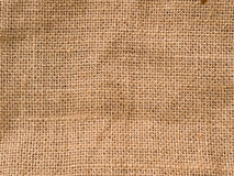 Burlap Background Stock Photography