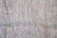 Burlap texture. Burlap background in close up Royalty Free Stock Photo
