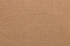 Burlap background and texture Stock Image