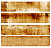 Burlap background textures Royalty Free Stock Image