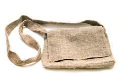 Burlap bag Stock Photography