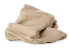 Burlap bag Stock Images