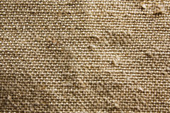 Burlap canvas Royalty Free Stock Image