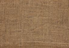 Burlap canvas sackcloth background. Burlap canvas coarse jute sackcloth background texture stock photography