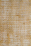 Burlap Closeup Detail Royalty Free Stock Photos