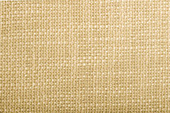 Burlap fabric Royalty Free Stock Image
