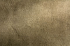 Burlap fabric ideal as background or for blending purposes Royalty Free Stock Photos