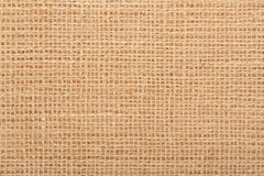 Burlap fabric texture background Stock Photos