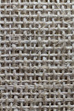 Burlap fabric texture background Stock Image