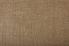 Burlap Fabric Texture. Burlap texture background. Royalty Free Stock Photo