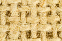 Burlap fiber Royalty Free Stock Photography