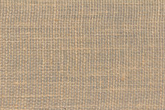 Burlap hessian jute texture background Royalty Free Stock Images