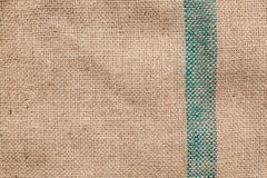Burlap Light natural linen texture Royalty Free Stock Images