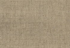 Burlap, old canvas texture background. High resolution Royalty Free Stock Images