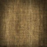 Burlap parcianej tkaniny tła pusta tekstura Zdjęcia Royalty Free