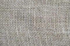 Burlap pattern. Close-up of a burlap pattern Stock Photos