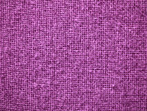 Burlap Pink Fabric Texture Background Stock Images