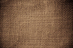 Burlap Sack Royalty Free Stock Photo