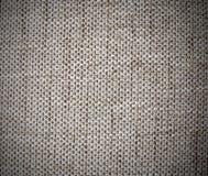Burlap sack background stock photo