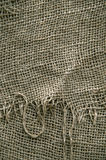 Burlap Sack Texture Royalty Free Stock Photo
