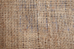 Burlap or sack texture background Stock Photography