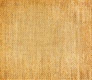 Burlap sack texture pattern background Stock Photos