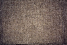 Burlap of sacking texture Stock Image