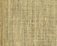 Burlap sample Royalty Free Stock Photo