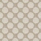 Burlap tekstury cyfrowy papier - tileable, bezszwowy wzór Obraz Royalty Free