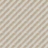 Burlap tekstury cyfrowy papier - tileable, bezszwowy wzór Zdjęcia Stock