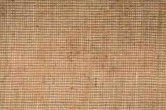 Burlap tekstury tło Obrazy Stock