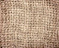 Burlap textile background Royalty Free Stock Photo