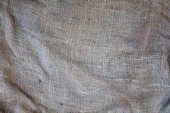 Burlap texture Stock Photography
