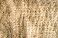 Burlap texture background Royalty Free Stock Photo